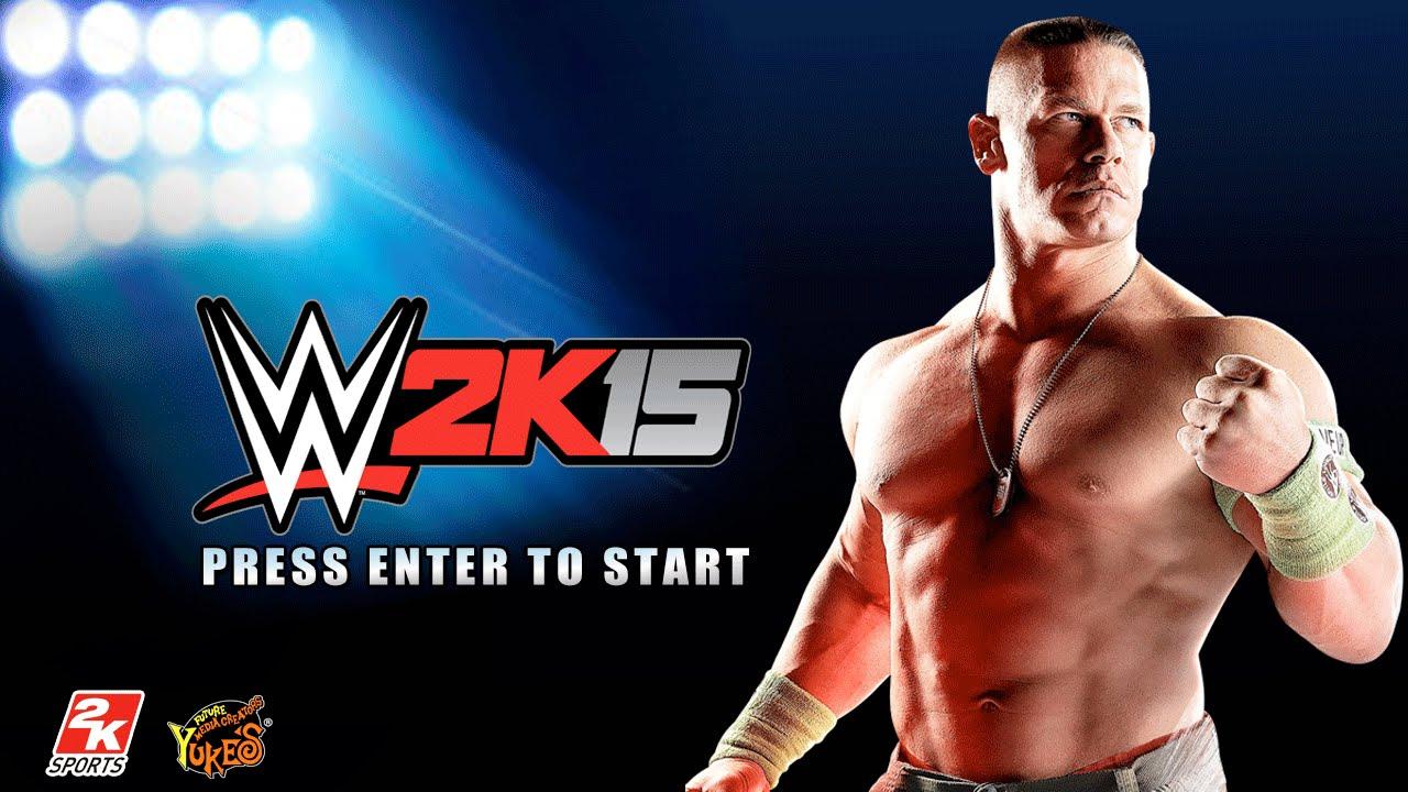 fixfout voor WWE 2K15 pc spel