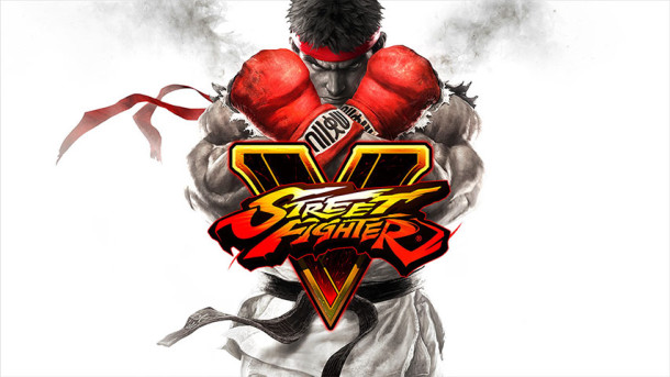 Correct Street Fighter V Fout