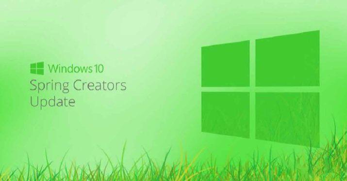 Spring Creators Update lanceringsdatum te installeren